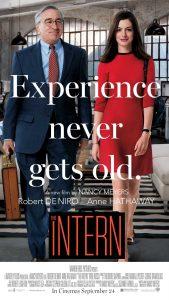 پوستر فیلم کارآموز - The Intern